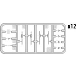 TRU05789 TRUMPETER German Zestro.Z-43 1/700