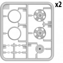 TRU05793 Germ. Zerstorser Z7 1942 1/700