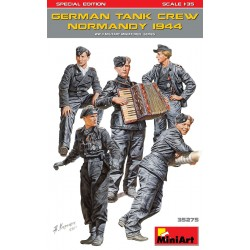 MINIART35275 Germ.Tank Crew (Normandy 1944) 1/35