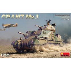 MINIART35276 Grant MkI Interior Set 1/35