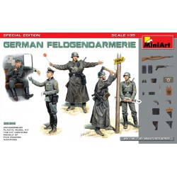 MINIART35315 German Feldgendarmerie Special Edition 1/35