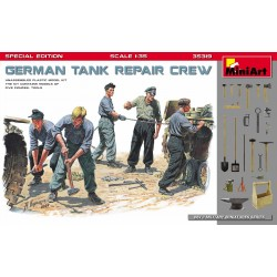 MINIART35319 German Tank Repair Crew 1/35