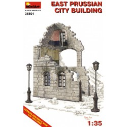 MINIART35501 East Prussian City Bui.1/35