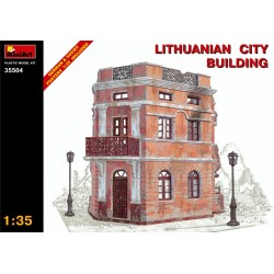 MINIART35504 Lithuanian City Build. 1/35