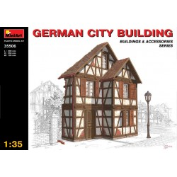MINIART35506 German City Builing 1/35