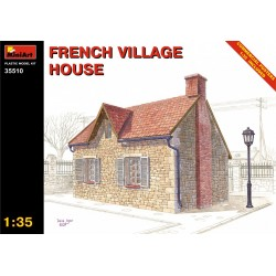 MINIART35510 French Village House 1/35