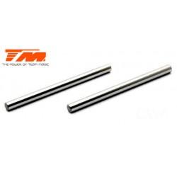 TM507366 Pièce détachée - E4RS III PLUS - Axes de suspension internes avants (2 pces)