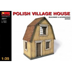 MINIART35517 Polish Village House 1/35