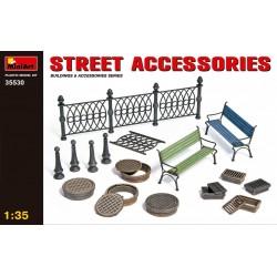 MINIART35530 Street Accessories 1/35