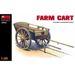 MINIART35542 Farm Cart 1/35