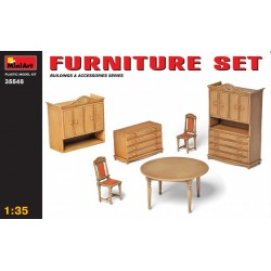 MINIART35548 Fourniture Set 1/35