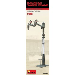 MINIART35567 Railroad Water Crane 1/35