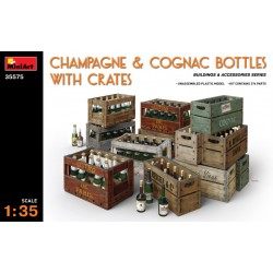 MINIART35575 Champagne & Cognac with Crates 1/35