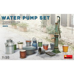 MINIART35578 Water Pump Set 1/35