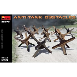 MINIART35579 Anti-tank Obstacles 1/35