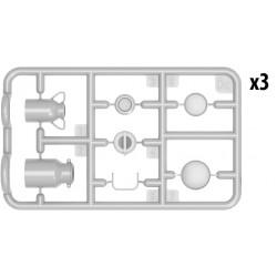 TRU07125 Germ.E75 / Standardpanzer 1/72