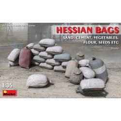 MINIART35586 Sand Bags 1/35