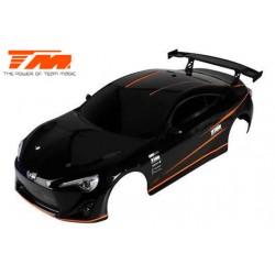 TM507509-T86 Carrosserie - 1/10 Touring / Drift - 190mm - Peinte - E4JR II – T86