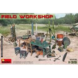 MINIART35591 Field Workshop 1/35