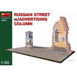 MINIART36002 Russian Street Column 1/35