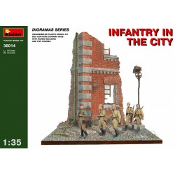 MINIART36014 Infantry in the City 1/35