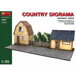 MINIART36027 Country Diorama + base 1/35