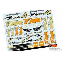 TM507624 Autocollants – E4RS4