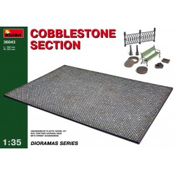 MINIART36043 Cobblestone Section 1/35