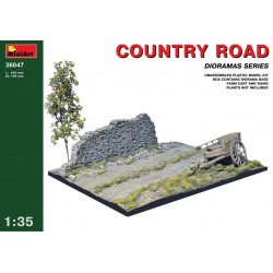 MINIART36047 Country Road 1/35