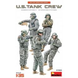 MINIART37005 Modern U.S. Tank Crew 1/35