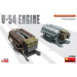 MINIART37006 V-54 Engine 1/35