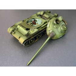 MINIART37007 T-54-3 Mod. 1951 Interior Kit 1/35
