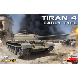 MINIART37010 Tiran 4 Early Type Int.Kit 1/35
