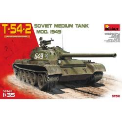 MINIART37012 T-54-2 Model 1949 1/35