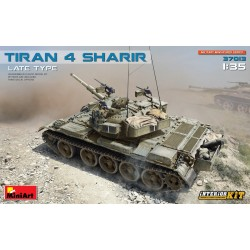 MINIART37013 TIRAN 4 SHARIR Late Int. Kit 1/35
