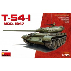 MINIART37014 T-54-1 Soviet Medium Tank 1/35