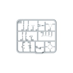TRU09933 TRUMPETER Photo Etched Parts Bend.S