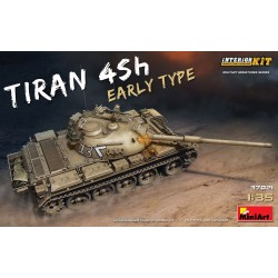 MINIART37021 Tiran 4 Sh Early Type Int. Kit 1/35