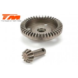 TM510102 Spare Part - E5 - Bevel Gear 43T / 11T