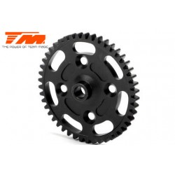 TM510108S Option Part - E5 - CNC Machined Spur Gear – 46T