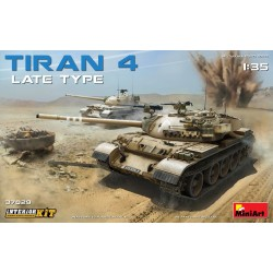 MINIART37029 Tiran 4 Late Type Interior Kit 1/35
