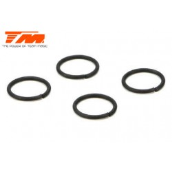 TM510112 Spare Part - E5 - C-Clip 9.8x1.1mm (4 pcs)
