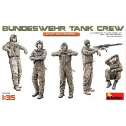 MINIART37032 Bundeswehr Tank Crew 1/35