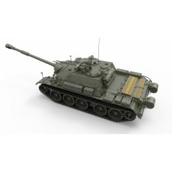 PL3518-15 Carrosserie - 1/10 Truck - Blanche - Brute Bash Armor Pré-coupé - pour PRO-MT & Stampede 4x4