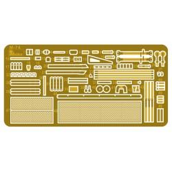 PL9060-02 Pneus - 1/8 Truggy - VTR - ElectroShot M3 (soft) (2 pces)