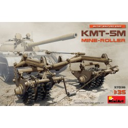 MINIART37036 KMT-5M Mine Roller 1/35