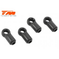 TM510121 Spare Part - E5 - Shock Pivot Ball Joints (4 pcs)