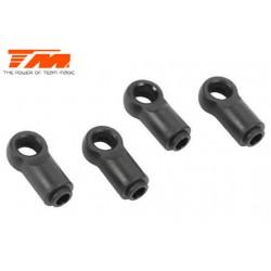 TM510121 Spare Part - E5 - Shock Pivot Ball Joints (4 pcs)