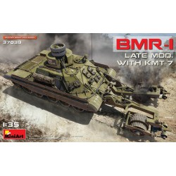 MINIART37039 BMR-1 Late Mod. With KMT-7 1/35