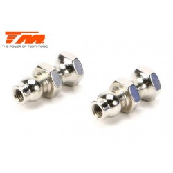 TM510128 Spare Part - E5 - Shock Pivot Ball Mount (2 pcs)